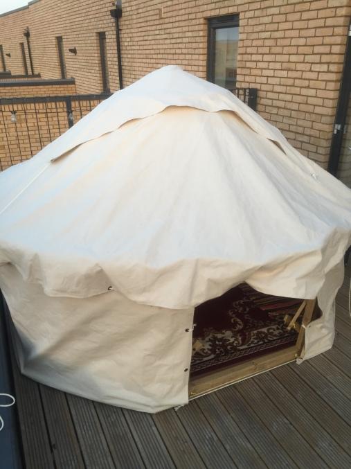 Yurt - Outside